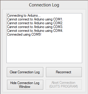 ConnectionLog