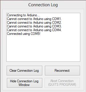 ConnectionLog